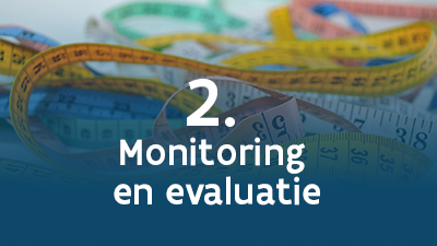 2. Monitoring en evaluatie